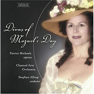 Classical Arts Orchestra - Divas of Mozart's Day