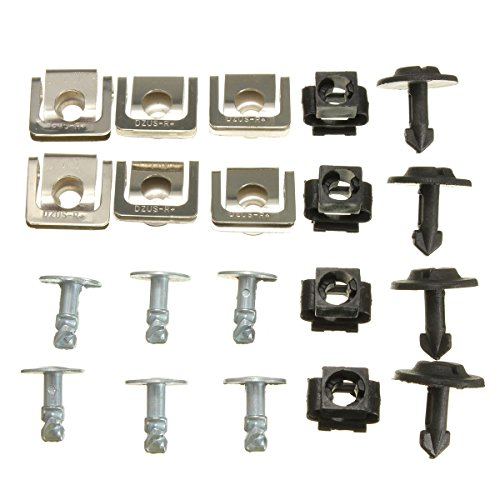 funnytoday365-set-undertray-guard-engine-under-cover-fixing-clips-screw-kit-for-audi-a4-a6
