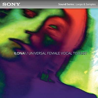 ILONA! Universal Female Vocal Toolkit