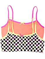 XOXO Big Girls Totally Comfy Training Bra with Bow 2 or 4 Pack