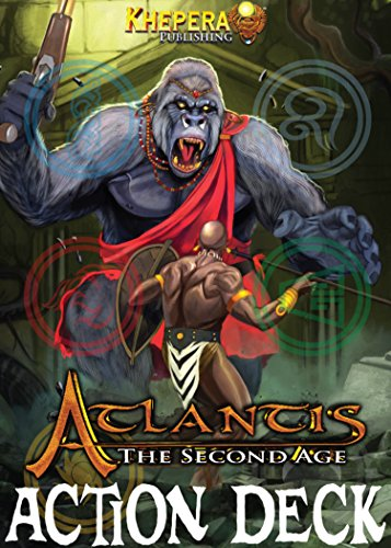 ATLANTIS: The Second Age Action Deck PDF