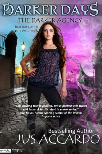 Darker Days (The Darker Agency) (The Dark Agency Book 1)
