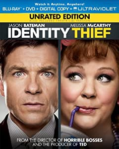 Identity Thief - Unrated Edition (Blu-ray + DVD + Digital Copy + UltraViolet)