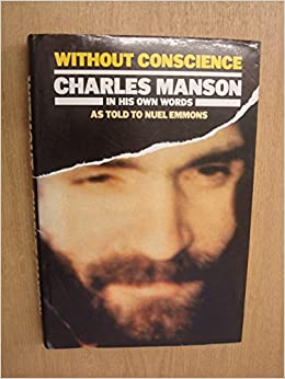 manson in his own minds book commemorate