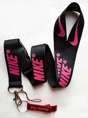 Nike Cordon Rose Et Noir acheter votre propre prix incroyable vente zzoP5