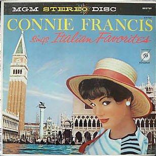 Connie Francis - Sings Italian Favorites - Zortam Music