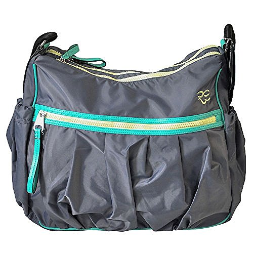 rare-earth-by-stone-mountain-large-travel-gym-yoga-active-hobo-shoulder-bag-graphite