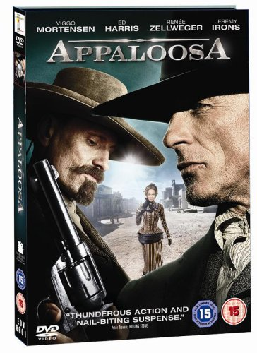 Appaloosa [DVD]