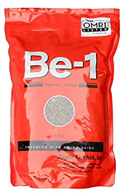 Be-1 Organic Fertilizer Pellets with Amino Acids Biostimulant