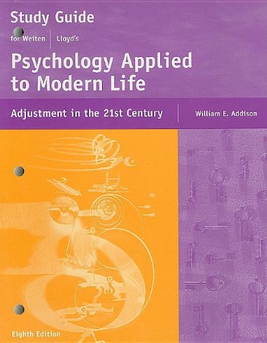 applied psychology in everyday life Psychology applied to everyday life by charles i brooks, phd and michael a church phd as teachers and professionals, we find a lot of misunderstandings about psychology among the public.