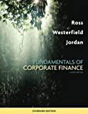 img - for Fundamentals of Corporate Finance Standard Edition 9th Edition by Stephen Ross, Randolph Westerfield, Bradford D. Jordan [Hardcover] book / textbook / text book