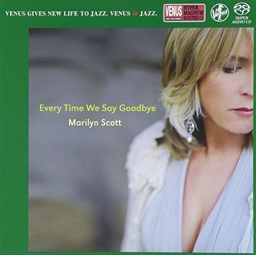 SACD : Marilyn Scott - Every Time We Say Goodbye (Japan - Import)