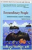 Extraordinary People: Understanding Savant Syndrome (059509239X) by Treffert, Darold A.