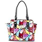 Alonzo Women's Handbag (Multi-Coloured)