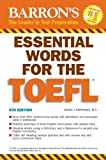 Barron\\\'s Essential Words for the Toefl