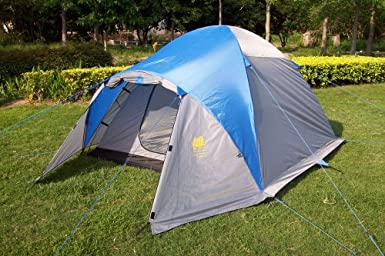 HIGH PEAK South Col 4 Season Backpacking Tent 3 person 9.7 lbs