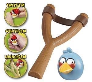 Angry Birds MashEms Series 1 Power Launcher Blue Bird