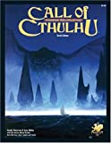 Call of Cthulhu: Horror Roleplaying in the Worlds of H. P. Lovecraft, 6th Edition (1568821816) by Sandy Petersen