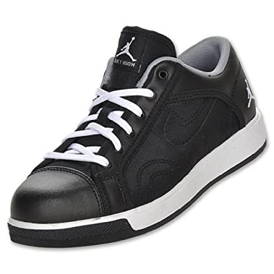 watch 20948 97299 Best offer Jordan Sky High Canvas Low Kids  Basketball Shoes – Black –  441132-001 On Sale now with Special Price for today. We offer Best Deal for  Jordan ...