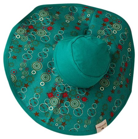 MoBoleez Tiny Bubbles Breastfeeding Hat - 1