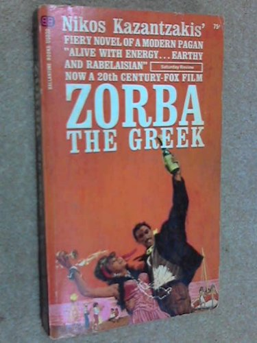 zorba the greek essay Isu novel comparison: zorba the greek and the pearl the purpose of this essay is to compare and contrast two novels, kazantakis, zorba the greek and steinbeck's, the.