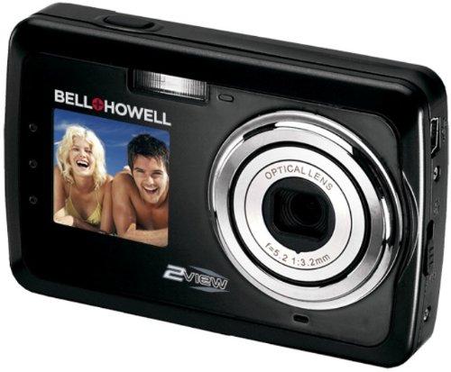 Bell and Howell 2V5-BK 12 Megapixel 2view Digital Camera (Black)