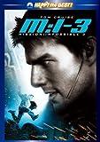 M:i:III [DVD] / トム・クルーズ, ミシェル・モナハン, フィリップ・シーモア・ホフマン, ローレンス・フィッシュバーン, ヴィング・レイムス (出演); J.J.エイブラムス (監督)