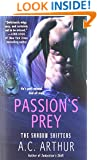 Passion's Prey: A Paranormal Shapeshifter Werejaguar Romance (The Shadow Shifters)