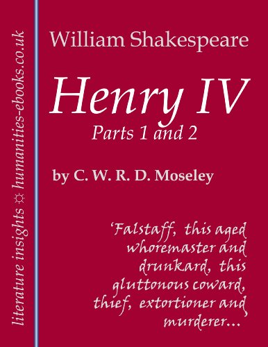 an analysis of redemption in henry iv by william shakespeare Henry iv, parts 1 and 2, the second and third plays in shakespeare's second historical tetralogy, cover the end of richard ii's reign through the beginning of henry v's reign critics have often.