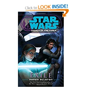 Exile (Star Wars: Legacy of the Force, Book 4) by Aaron Allston