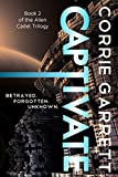 Captivate (Alien Cadets Book 2)