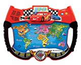 Vtech Disney Cars 2 Lightning McQueen Atlas Educational Electronic Toy