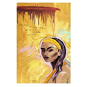 Young Gabriela Art Print 12X18