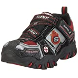 Skechers Boys Hot Lights-Damager-Fireby Skechers