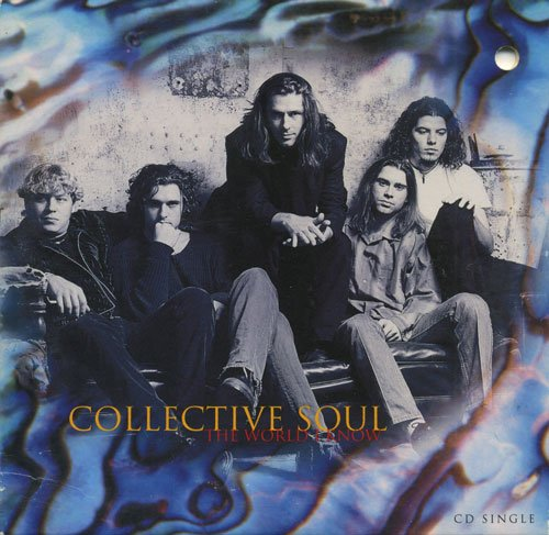 World I Know When the Water Falls by Collective Soul