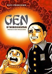 Gen d'Hiroshima Intégrale Tomes 1 et 2