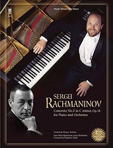Sergei Rachmaninov, Concerto No. 2 For Piano and Orchestra, C Minor, Op. 18