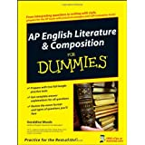 AP English Literature & Composition For Dummies ~ Geraldine Woods