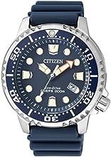 Comprar Citizen-Reloj de pulsera para hombre XL Promaster Marine analógico de cuarzo plástico bn0151-17L