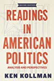 Readings in American Politics: Analysis and Perspectives