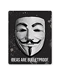 PosterGuy V for Vedetta Ideas are Bulletproof Gaming Mousepad