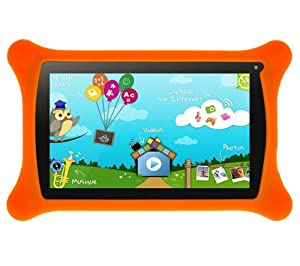 logicom logikids tablette tactile 7 pour enfant informatique. Black Bedroom Furniture Sets. Home Design Ideas