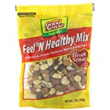 Good Sense Trail Mix, Feel 'N Healthy Mix, 7-Ounce Bag (Pack of 6) by Good Sense