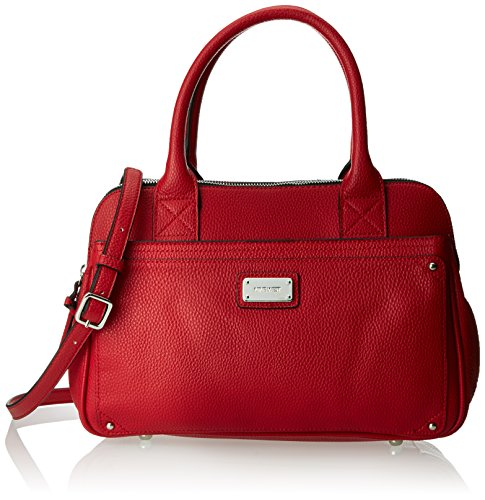 Nine West Double Vision Top Handle Bag, Red, One Size