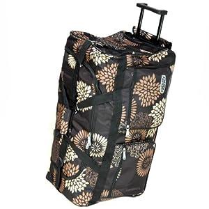 Frenzy Large 27 Inch Wheeled Holdall Bag