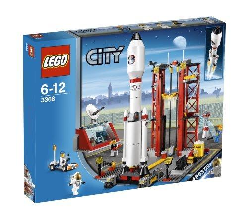 LEGO City 3368 - Raketenstation