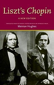 Liszts Chopin from Manchester University Press