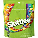 Skittles Sour Candy, 7.2 ounce (8 Bags)