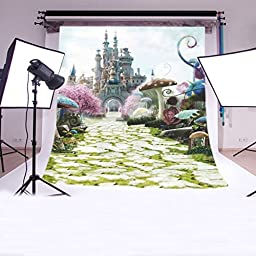 LB 10X15ft Dream World Vinyl Photography Backdrop Customized Photo Background Studio Prop JLT-6695