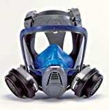MSA Safety Works 641817002902 Full Face Cartridge Respiratory Protection